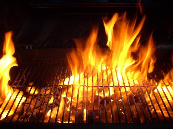 gas barbecue The History of Gas