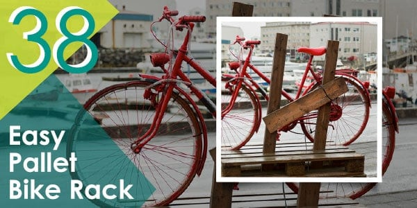 Don't let your bikes invade your garage or front yard!
