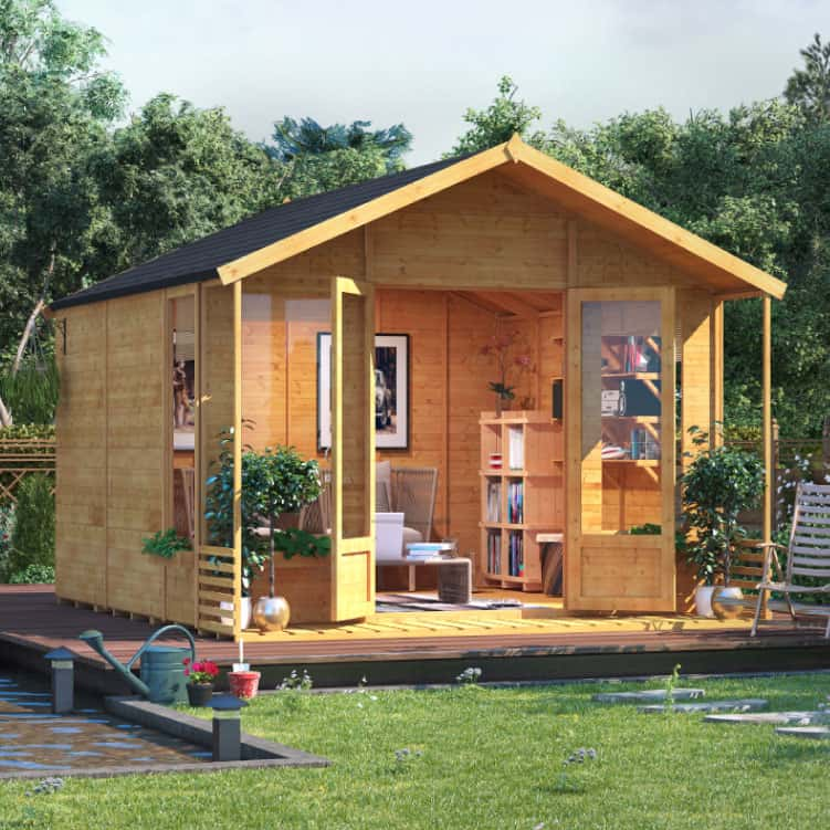 BillyOh Ivy Tongue and Groove Apex Summerhouse