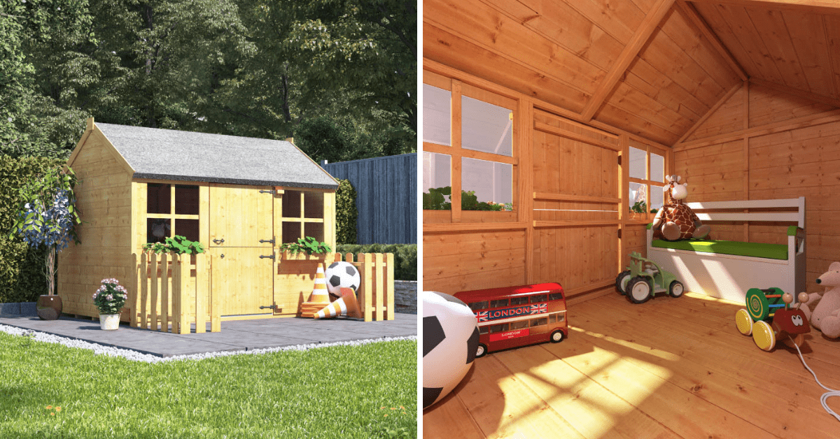 Things to Consider Before Buying a Playhouse for Your Kids