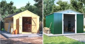 The Advanced Guide to Garden Sheds