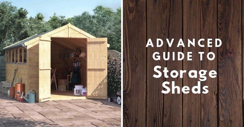 Advanced Guide to Garden Storage