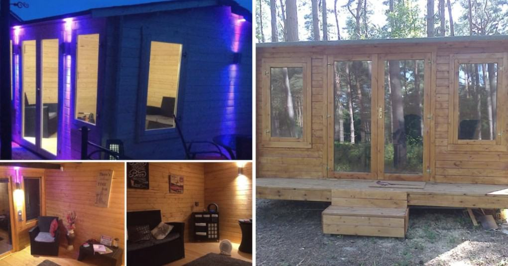 5 Ideas For Decorating A Summerhouse Billyoh