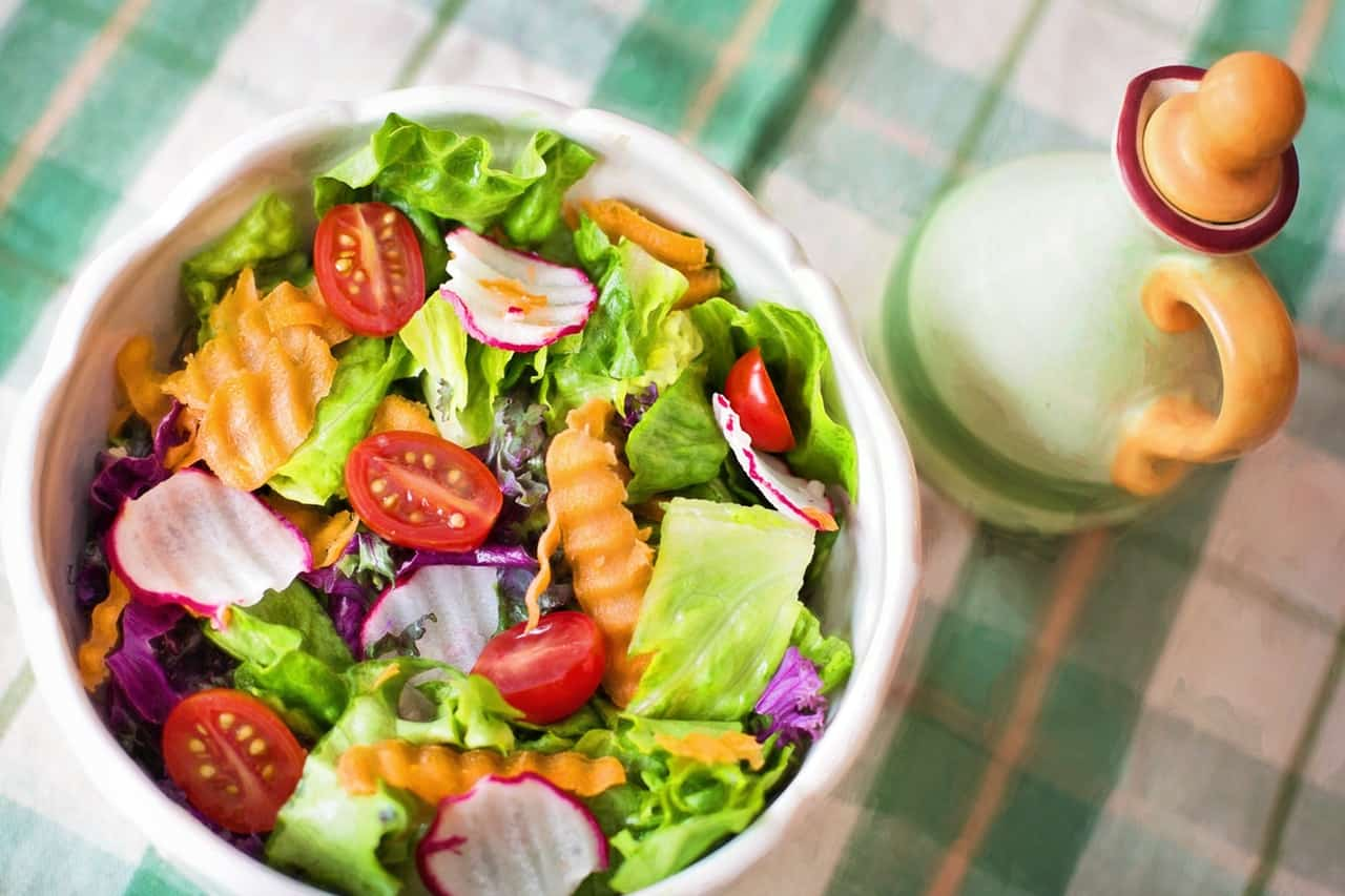snack-ideas-barbecue-party-8-vegetable salad