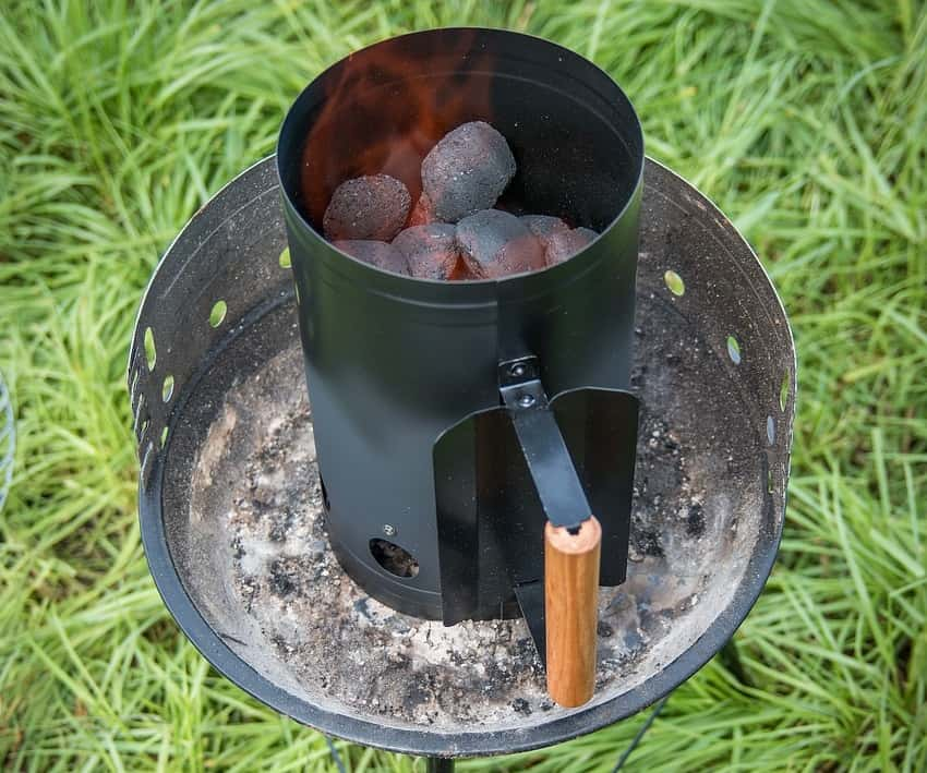 grill-checklist-bbq-party-3-chimney-starter-for-charcoal