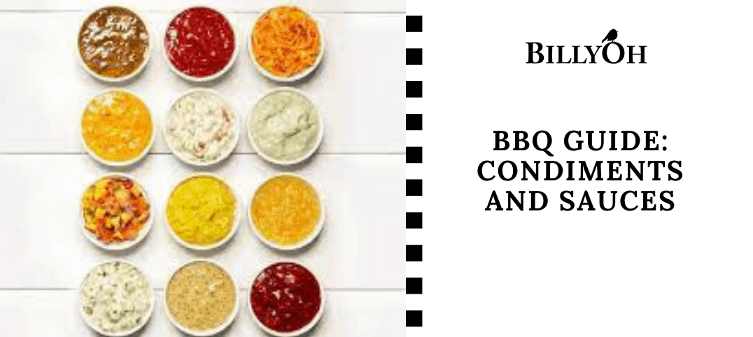 BBQ Guide Condiments and Sauces