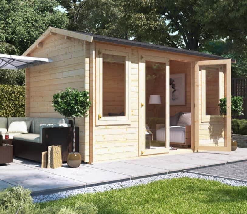 office-shed-2-log-cabins