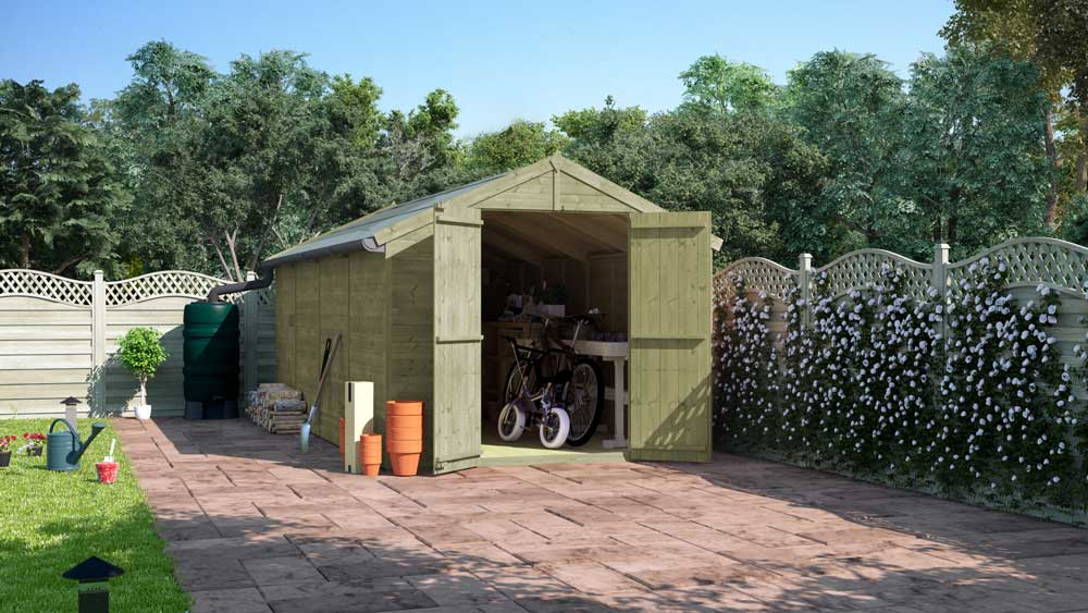 sheds-2-the-advantages-of-pressure-treated-sheds-