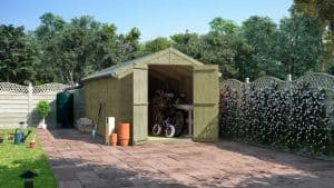 reasons-garden-shed-leaks-4-not-treating-properly