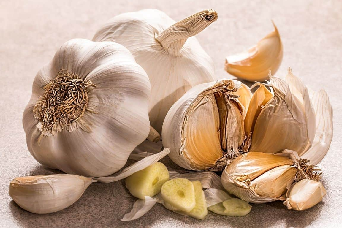 herbs-for-allergies-relief-4-garlic-pixabay