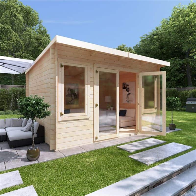 BillyOh Freya Pent Log Cabin