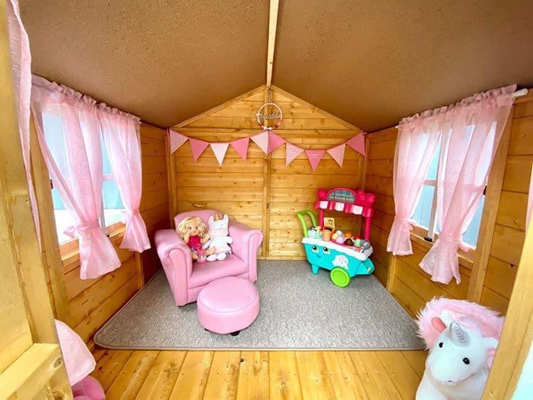 BillyOh Lollipop Junior Playhouse Interior