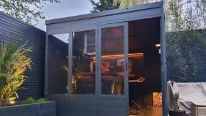 @housecapades_london BillyOh Bella Summerhouse exterior