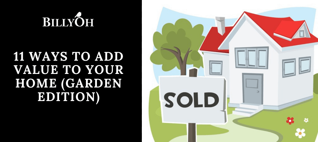 11 Ways To Improve Your Home Garden Edition with cartoon sold house