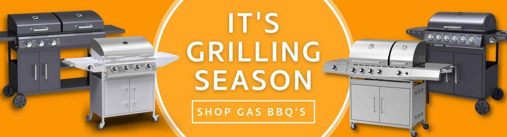 It's Grilling Season BillyOh orange Banner
