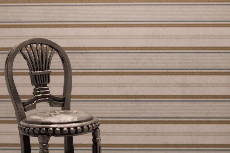 Zinc metal garden furniture