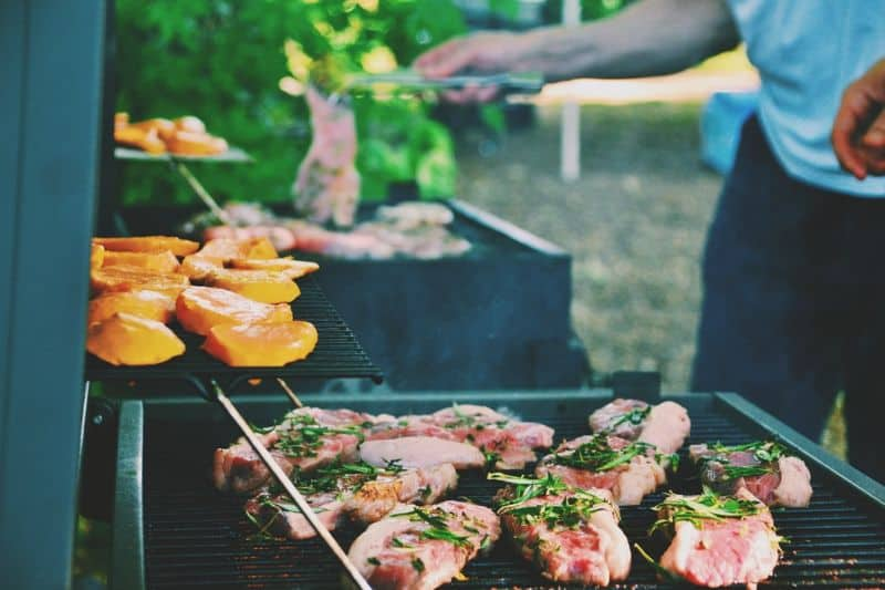 Mouthwatering grilled meats