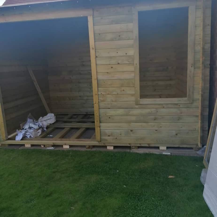 Building BillyOh Devon1