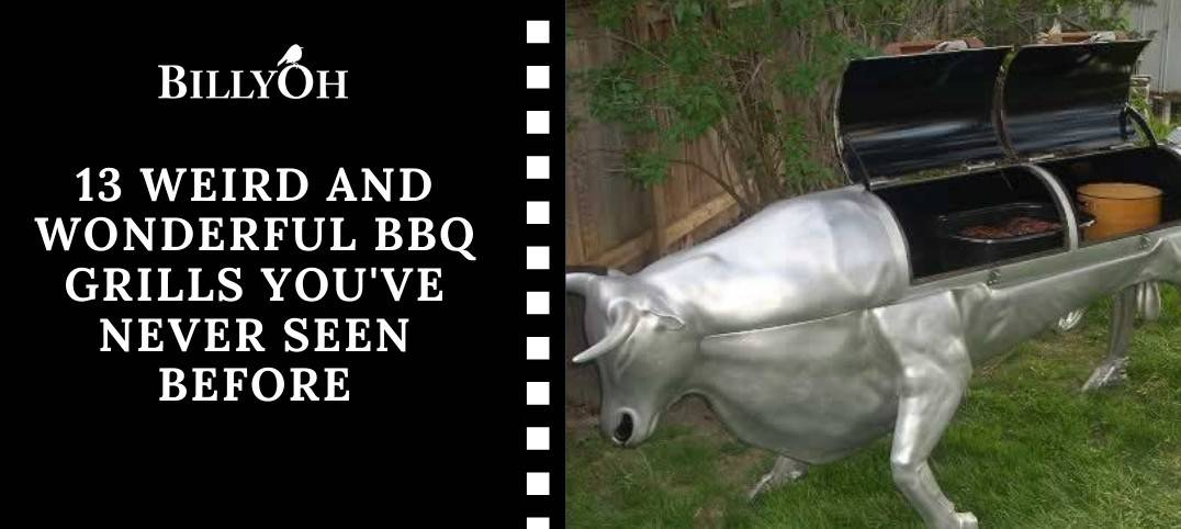 13 weird and wonderful bbqs with bull bbq