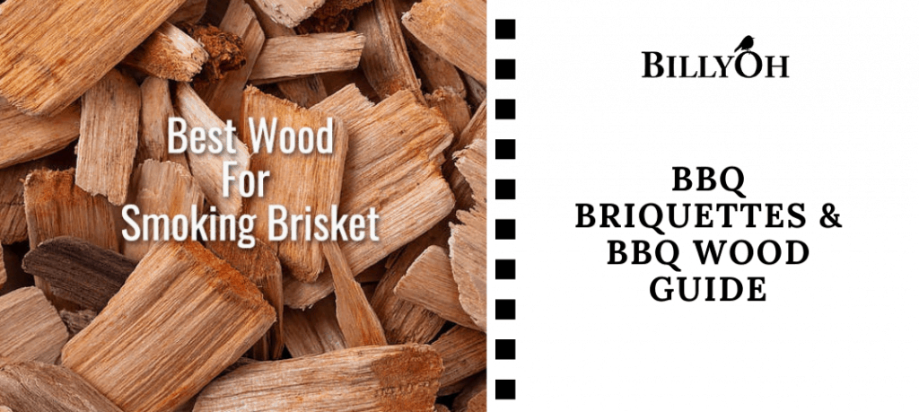 BBQ Wood For Smoking Brisket Briquette and Wood Guide