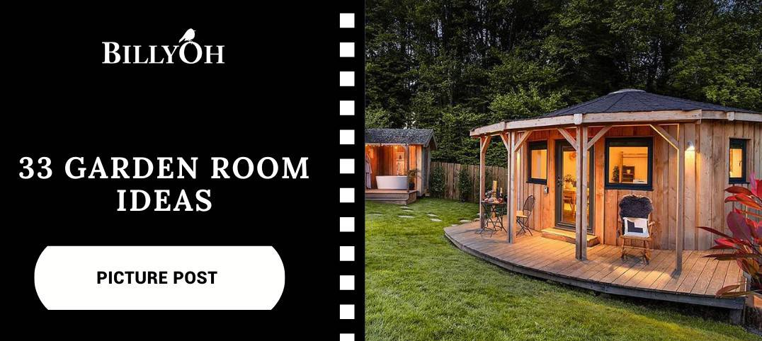 BillyOh Garden Room Ideas Picture Post