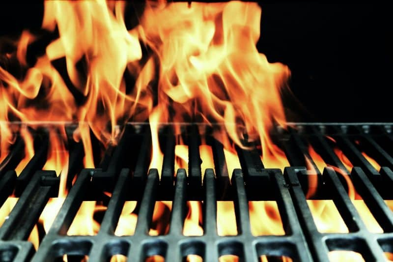High-heat temperature