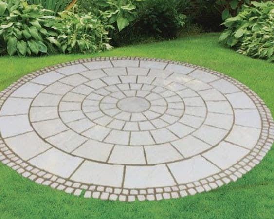 Rotunda stone design