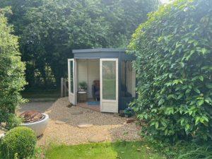 Farayi's BillyOh Penton Corner Summerhouse