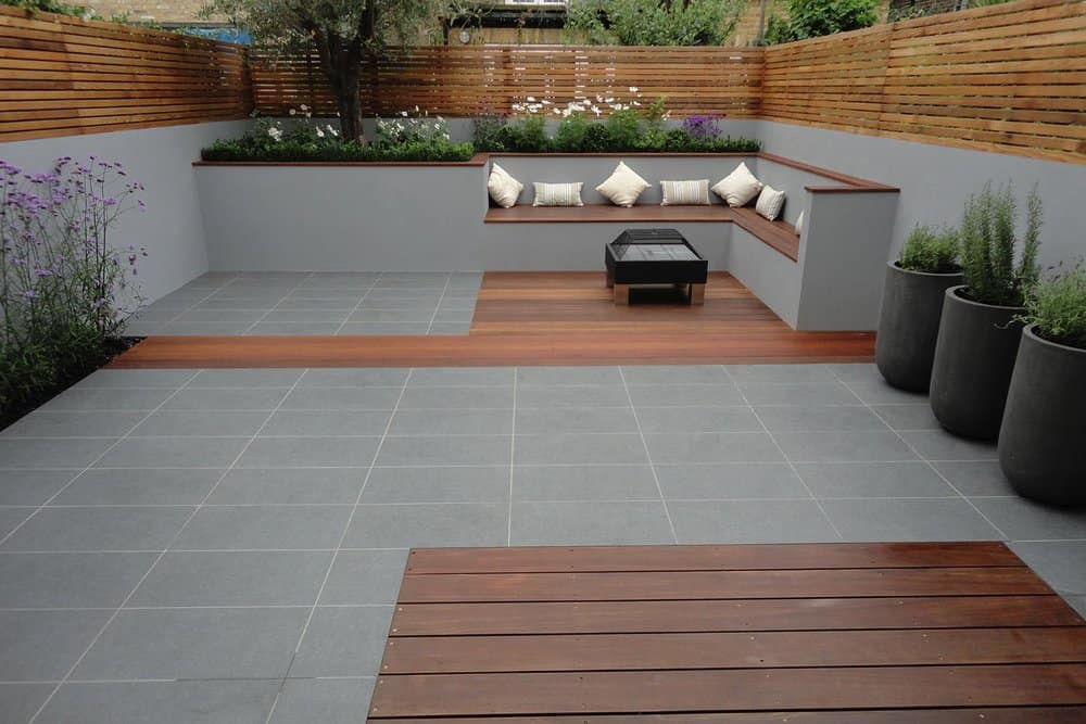 fulham modern outdoor seating style