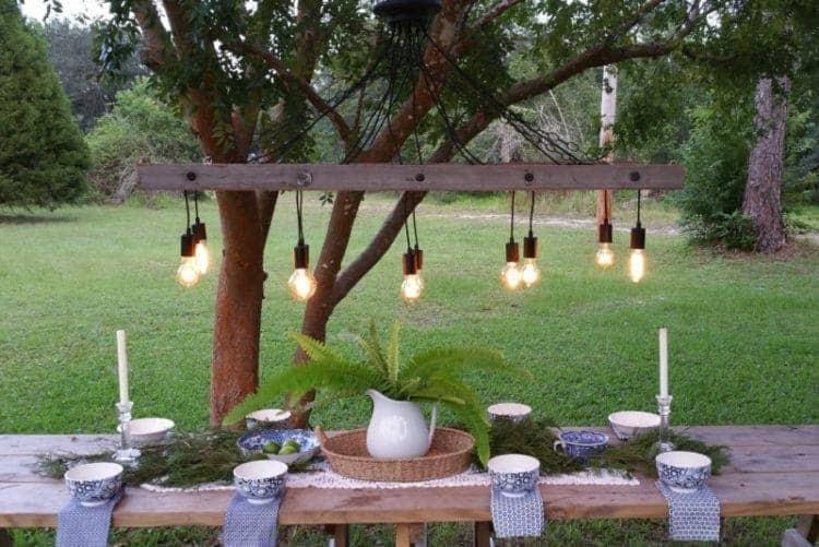 picnic lights
