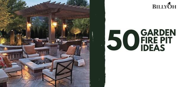 50 Garden Fire Pit Ideas