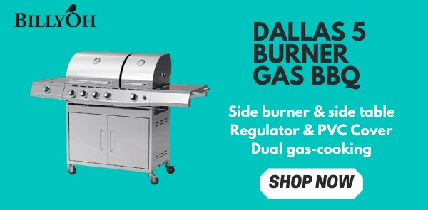 BillyOh Dallas Gas BBQ Ad Banner