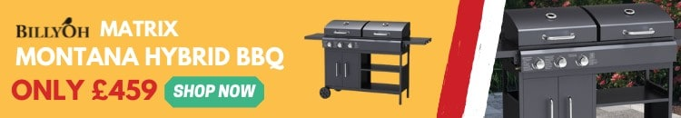 BillyOh Montana Dual Fuel BBQ Ad Banner