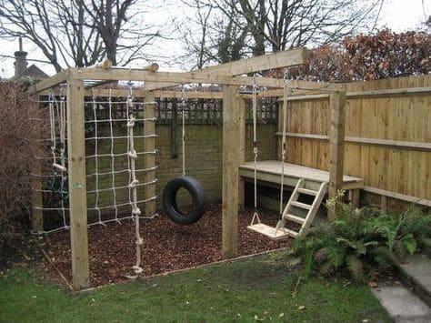 DIY children's corner