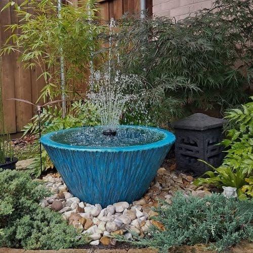 DIY attractive fountain