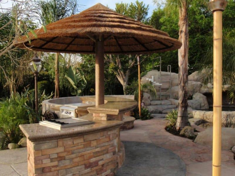 Garden shade ideas