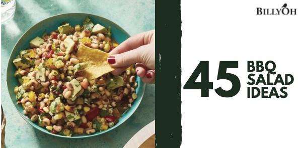 45 BBQ Salad Ideas