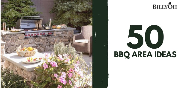 50 BBQ Area Ideas