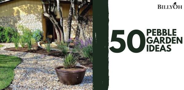 50 Pebble Garden Ideas