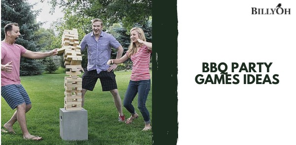 BBQ Party Games Ideas
