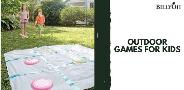 Outdoor Game Ideas for Kids