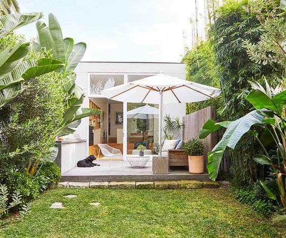 Compact space-turned multi purpose garden