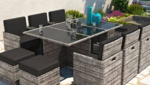 What Makes Rattan Garden Furniture so Popular?