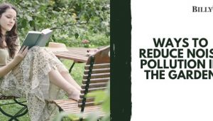 Five Ways to Reduce Noise Pollution in the Garden