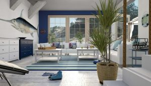 How to Turn Your Shed Into a Summer Pool House
