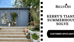 Customer Spotlight: Kerry's Tianna Summerhouse Solve