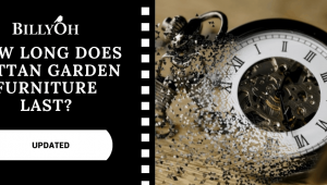 How Long Does Rattan Garden Furniture Last? Durability Guide