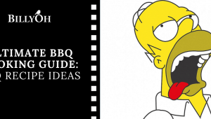 Ultimate BBQ Cooking Guide: BBQ Recipe Ideas